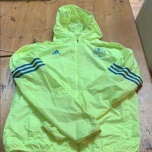 2019 Boston Marathon jacket
